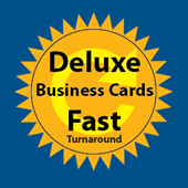 Deluxe Business Card