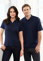 Mens-Ladies Base Polo CPBP10512 - Copy Direct