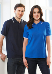 Mens-Ladies Cambridge Polo CPBP227MS - Copy Direct