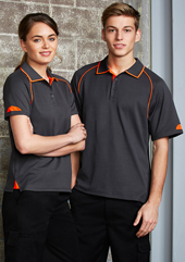 Mens-Ladies Fusion Polo CPBP29012 - Copy Direct