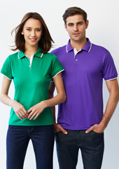 Mens-Ladies Miami Polo CPBP402MS - Copy Direct