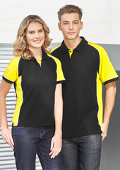 Mens-Ladies Nitro Polo CPBP10112 - Copy Direct