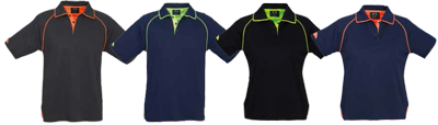Mens Ladies Fusion Polo