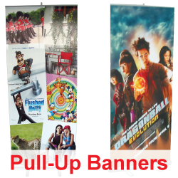 Pull Up Display Banners - Copy Direct