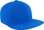 Bill Flat Peak Fitted Cap