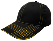 CDS11603 - Peak Stitch Cap
