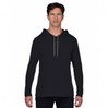 CDA987 Adult Lightweight Long Sleeve Hooded Tee